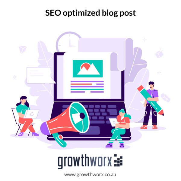 I will write an SEO optimized blog post readers will share 1