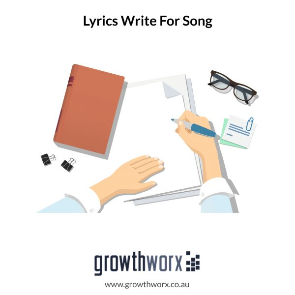 I will write lyrics for your pop, punk or rock song 1