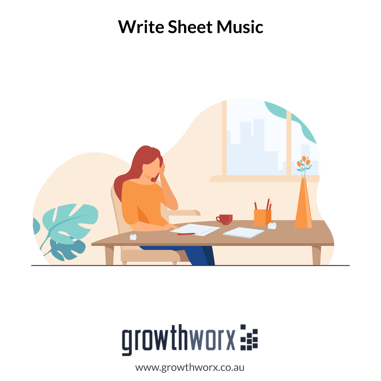 I will write sheet music for any song transcription service 1
