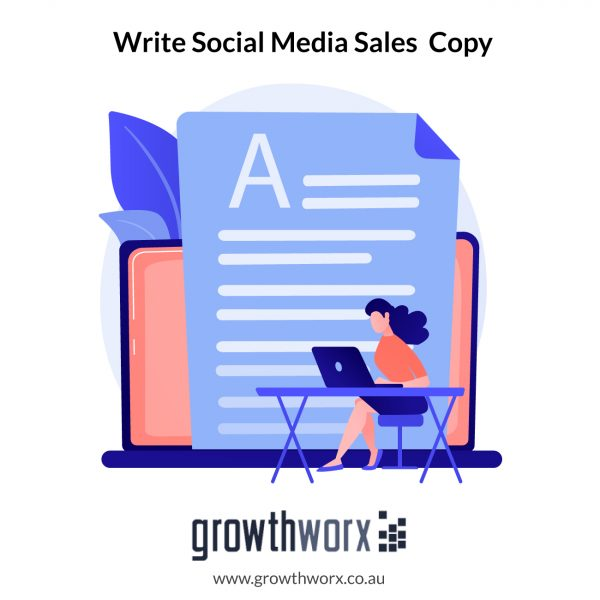 I will write social media sales copy for your brand, business, or ad 1