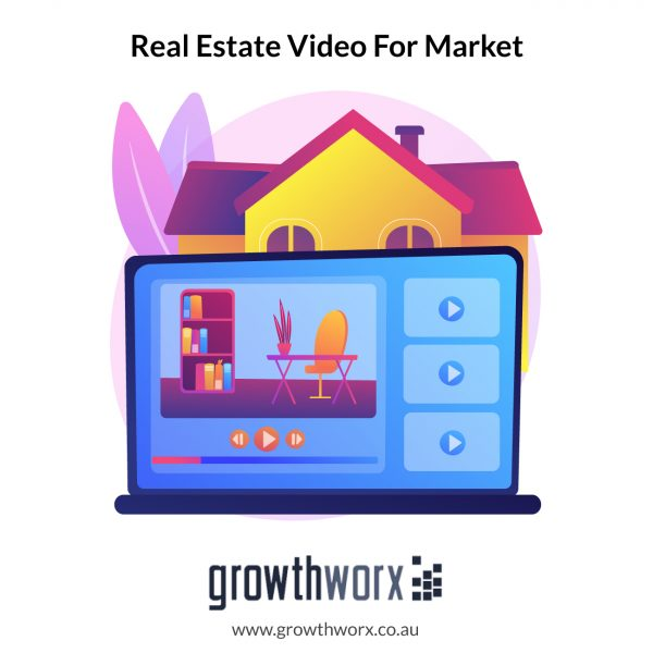 Make a real estate video for the current market 1