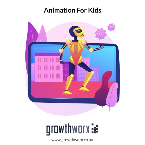 We will best animation for kids 1