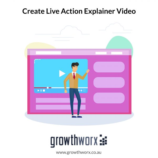We will create a killer live action explainer video 1