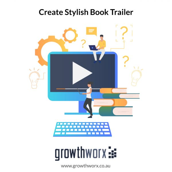 We will create a stylish book trailer for your novel 1