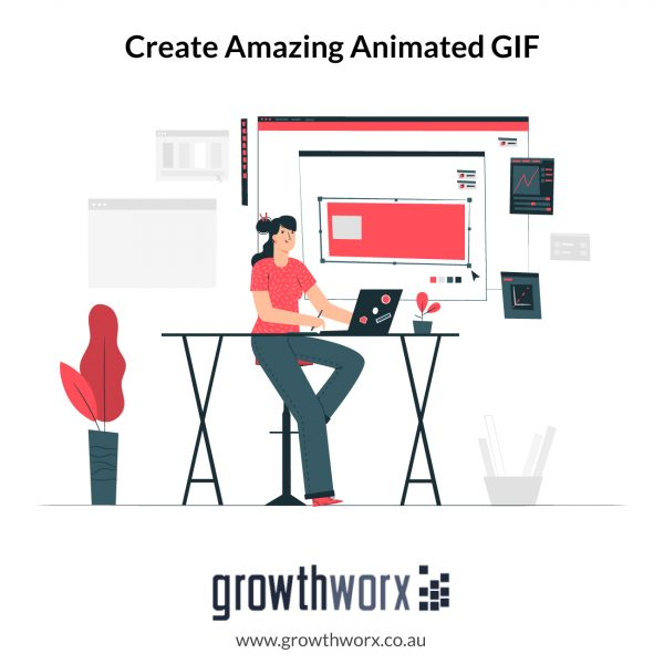 We will create amazing animated gif or flash banner 1