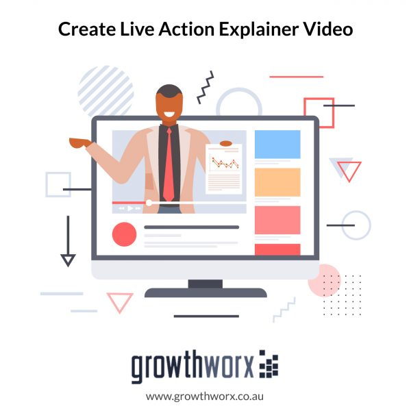 We will create professional HD live action explainers video 1