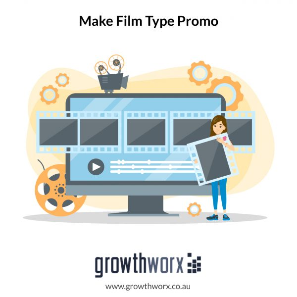 We will make film type promo for your business event or website 1